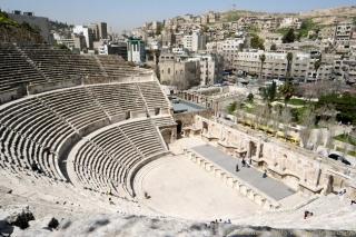 the great city : Amman